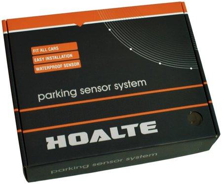 Czujnik parkowania z wyświetlaczem, odpinane sensory