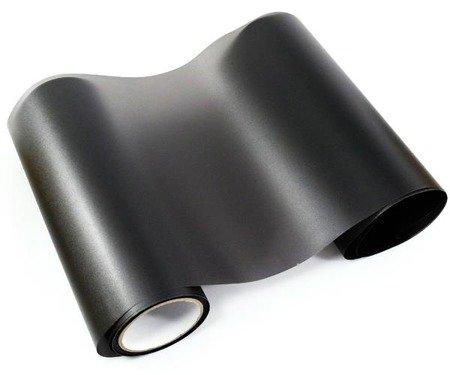 Folia do lamp rolka 0,3x10m - czarna matowa