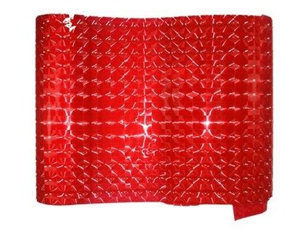 Folia do lamp rolka 0,3x10m - czerwona Cat Eye
