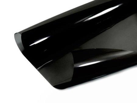 Folia do przyciemniania szyb termokurczliwa - Black 90% przyciemnienia, 300x50cm