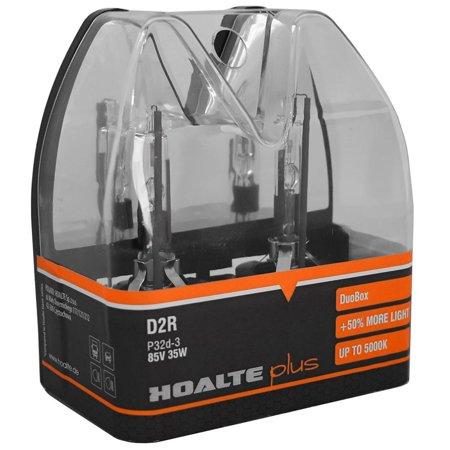 Hoalte Xenon D2R Plus +50% 5000K duobox