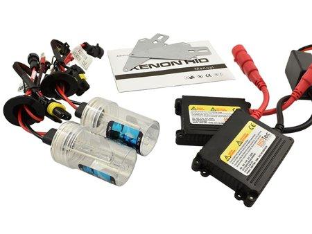 Zestaw xenon HIDTec H1 5000K slim DC