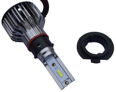 Zestaw żarówek LED H7 6000K seria S7